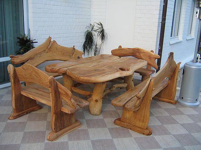 Meble Drewniane 4 Propozycje Na Każdą Kieszeń Relaks W Ogrodzie